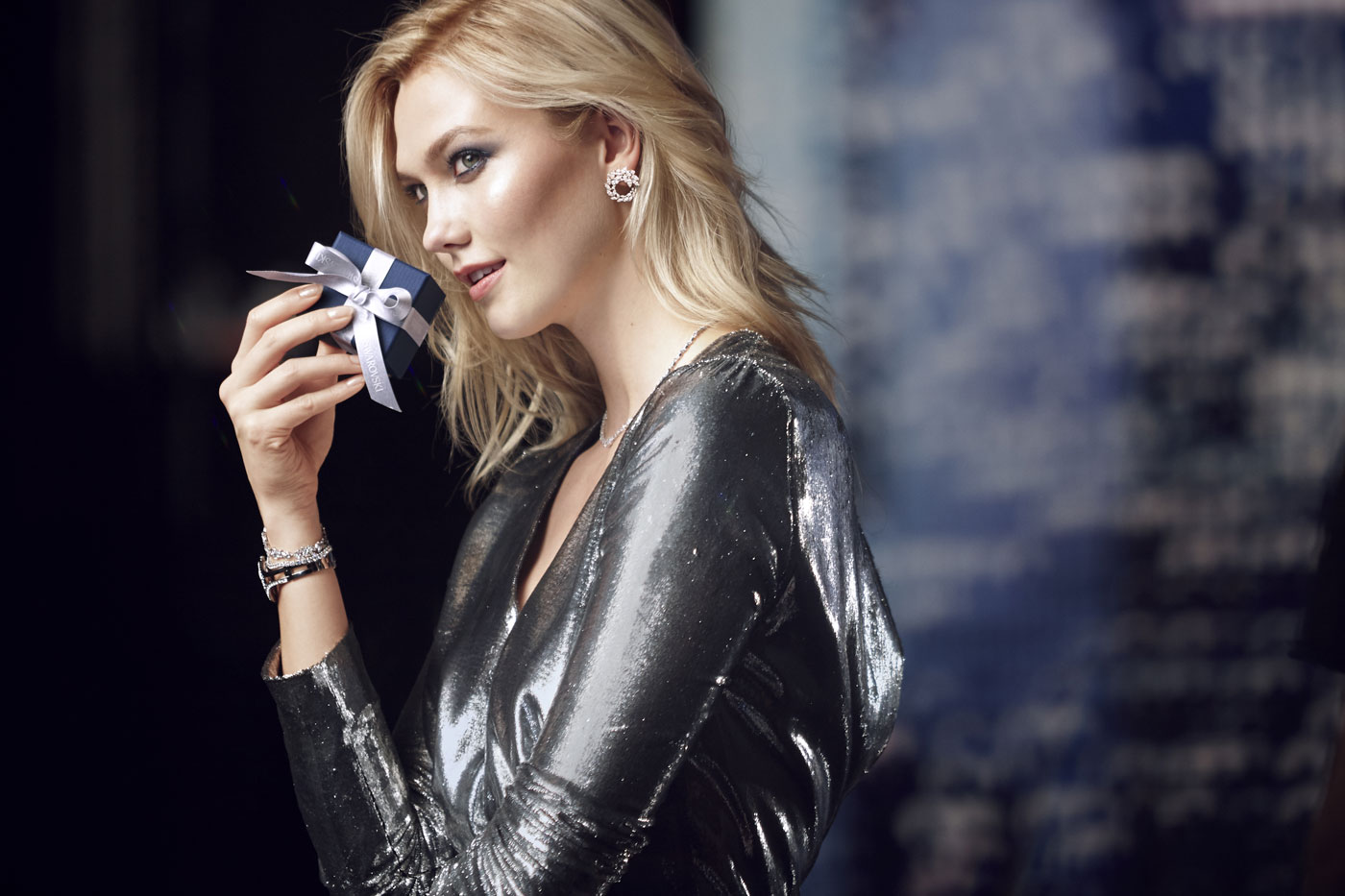 Dress to Impress and Sparkle with the Swarovski Christmas Collection 2018 3