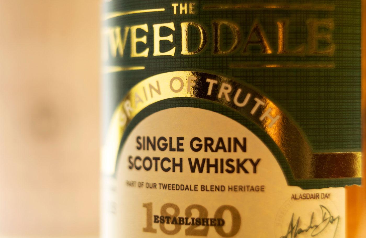Tweeddale Grain Of Truth