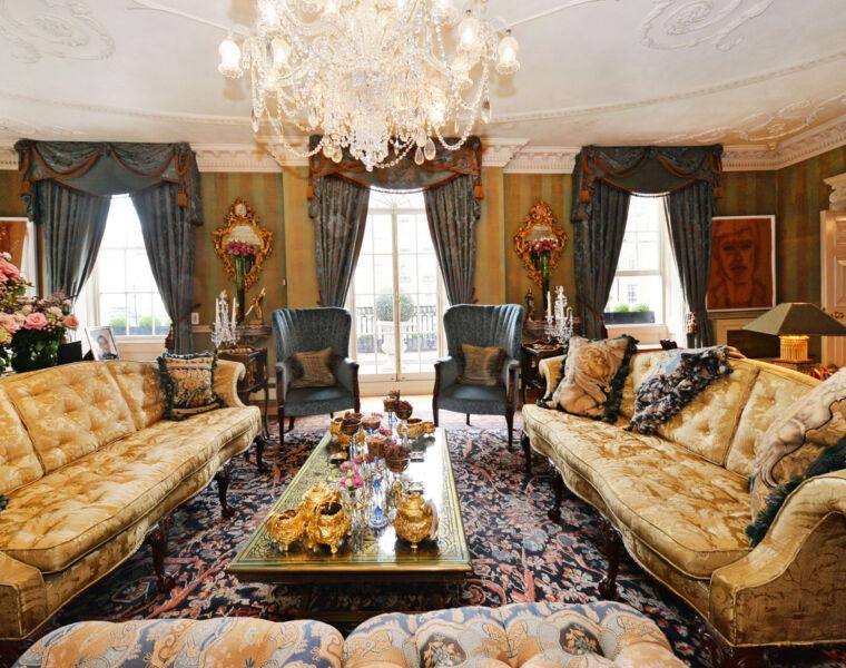 Belgravia's Finest Mega 2-house Mansion on the Market for £30 Million 36