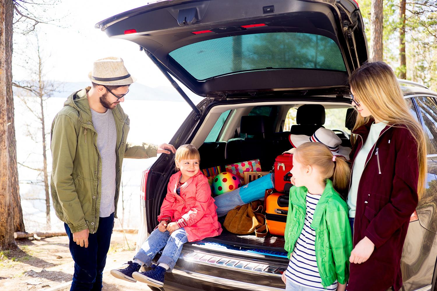 Family Friendly Was The Key Motivator For UK Car Buyers in 2018