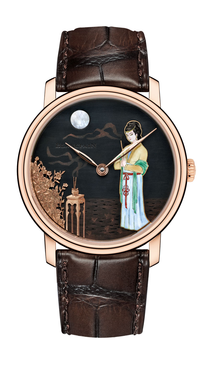 Métiers d'Art by Blancpain Turns It's Eyes Towards The Far East 10