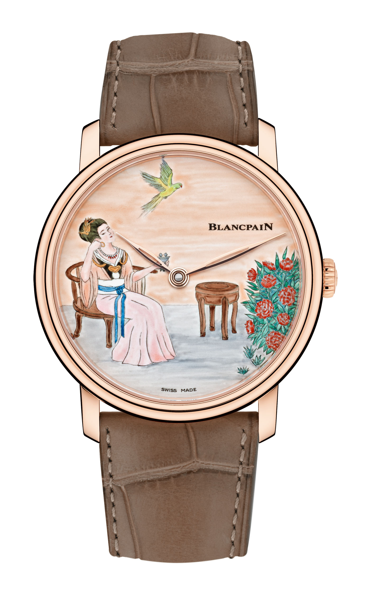 Métiers d'Art by Blancpain Turns It's Eyes Towards The Far East 12