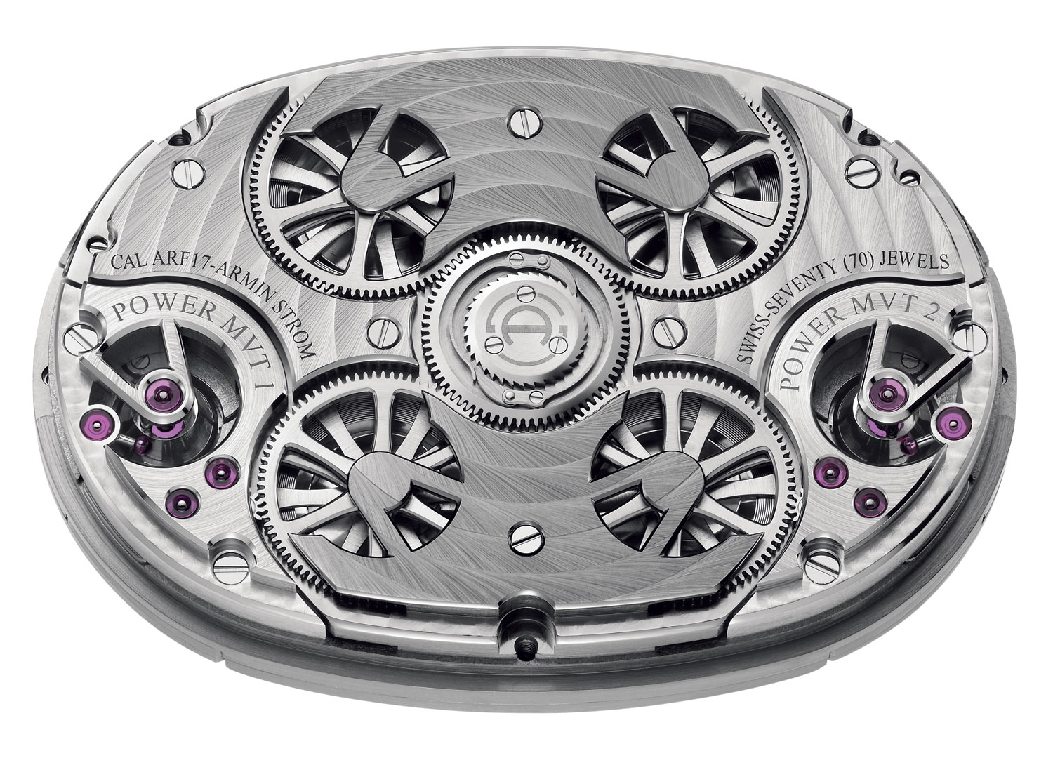 Maximum Horology: The Armin Strom Dual Time Resonance Sapphire 4