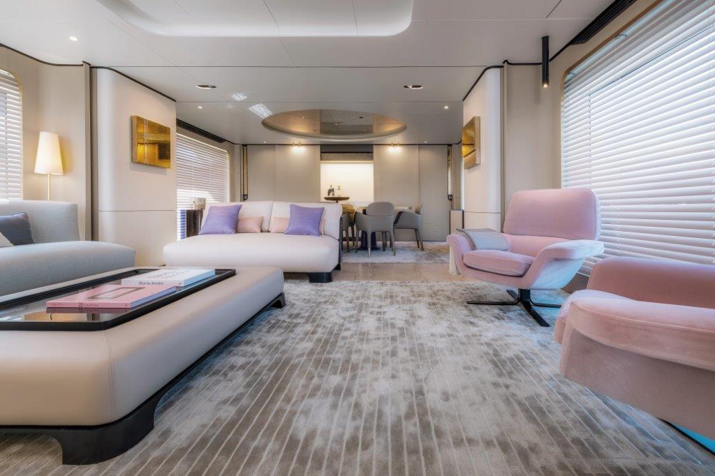 Azimut Grande 32 Metri Shines at the Boat International Design & Innovation Awards 6