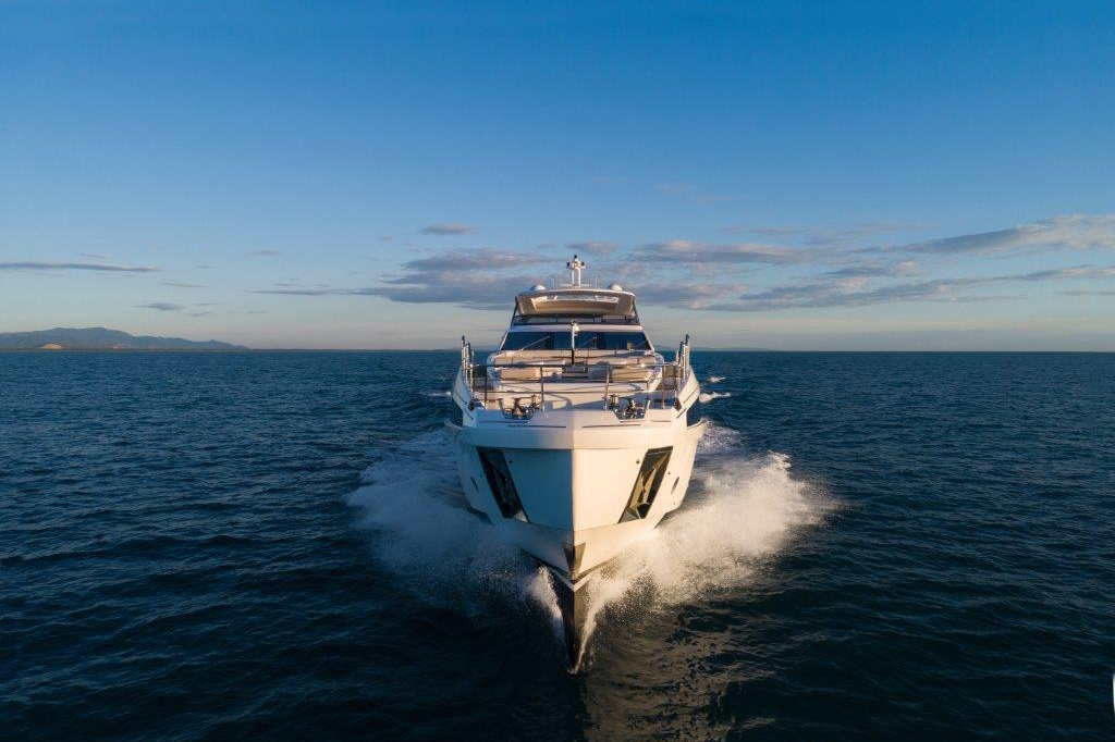 Azimut Grande 32 Metri Shines at the Boat International Design & Innovation Awards 8