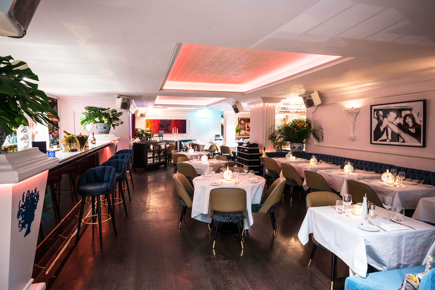 French Cuisine With Mayfair Flair For Brunch At Bagatelle