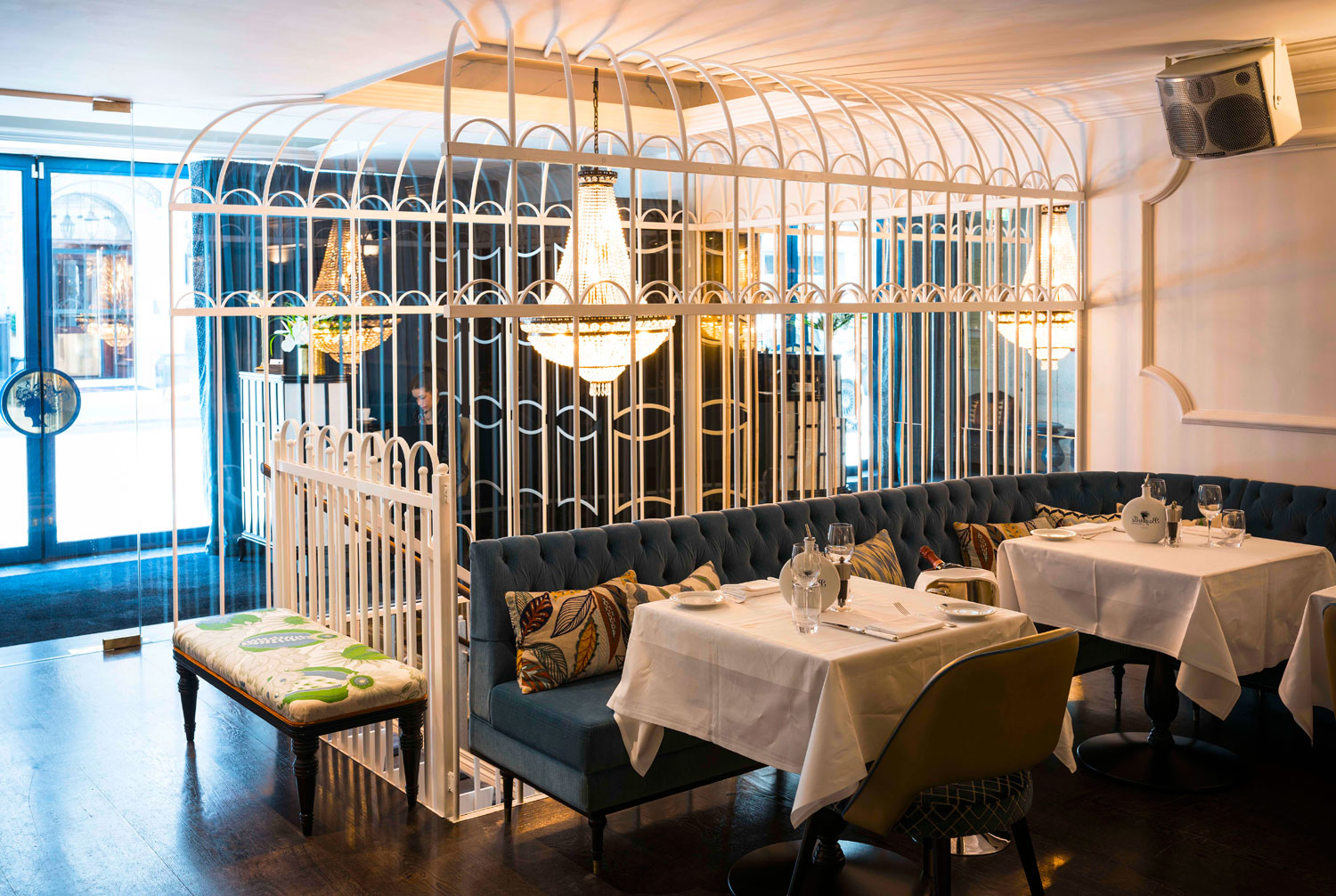 French Cuisine With Mayfair Flair For Brunch At Bagatelle 13