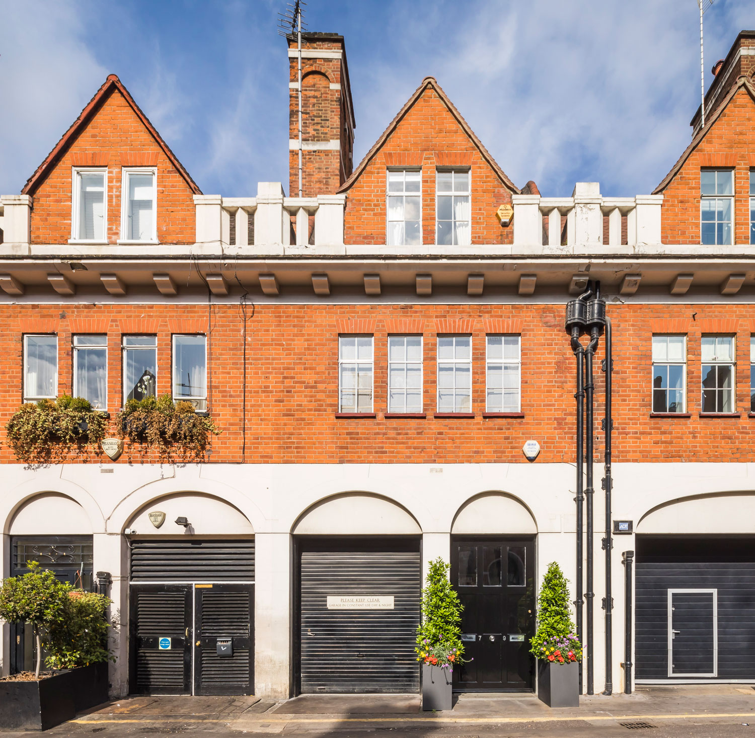 Former 19th-Century Stables Now Mayfair Home For £3.95 Million