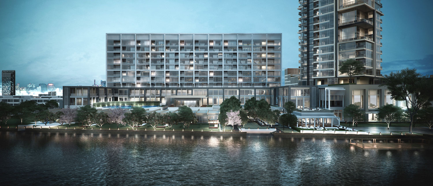 Chao Phraya District Gets New Capella Bangkok Luxury Hotel