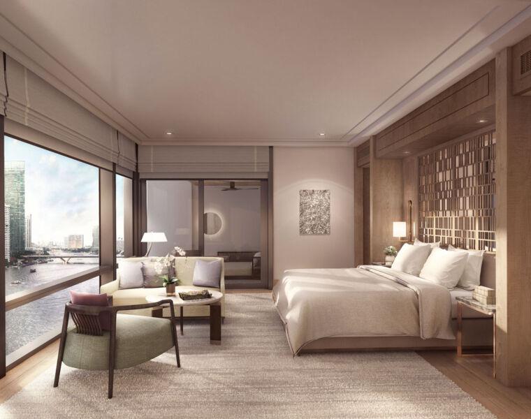 Thailand's Chao Phraya District Gets New Capella Bangkok Luxury Hotel 24
