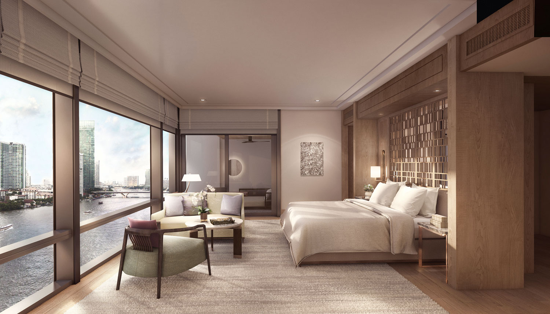 Thailand's Chao Phraya District Gets New Capella Bangkok Luxury Hotel 5