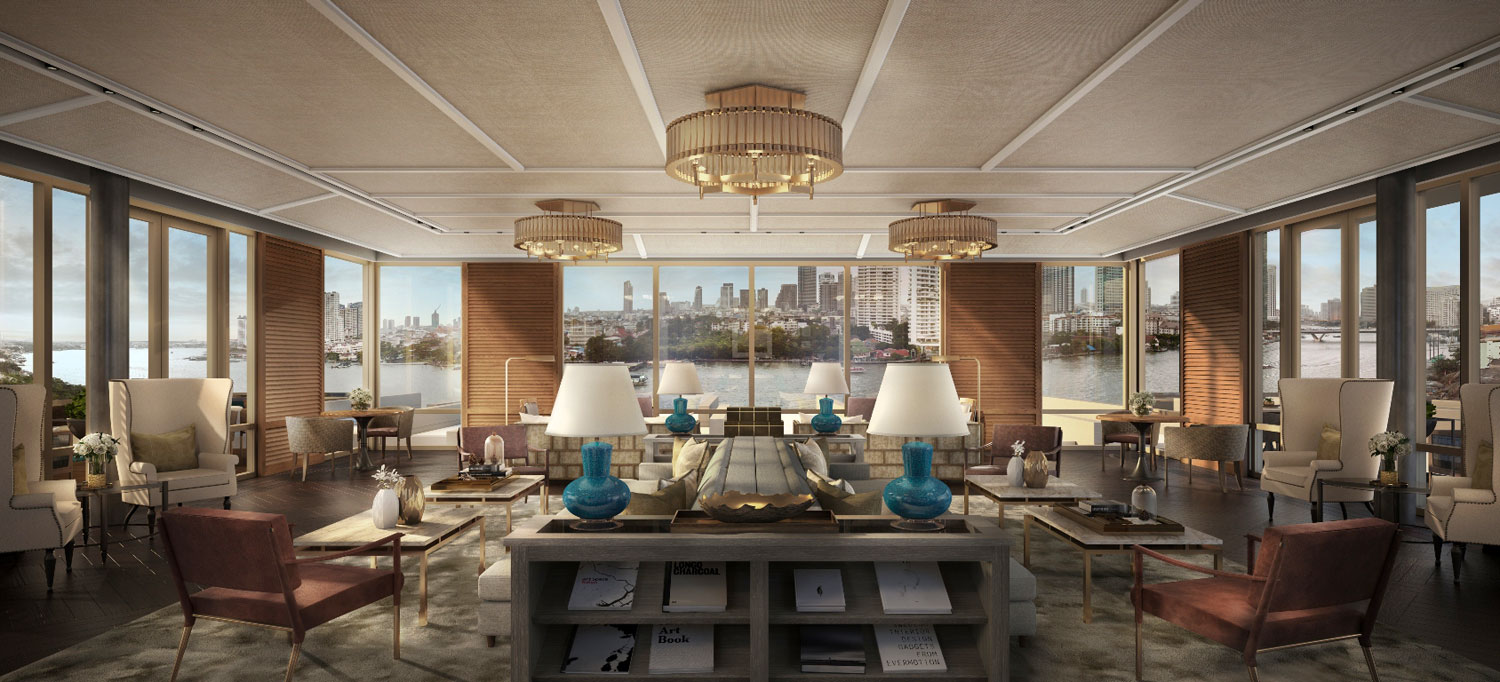 Thailand's Chao Phraya District Gets New Capella Bangkok Luxury Hotel 4