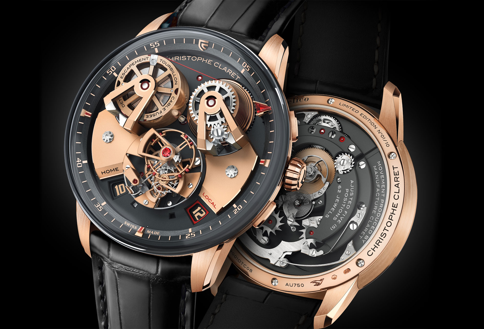 The Christophe Claret Angelico