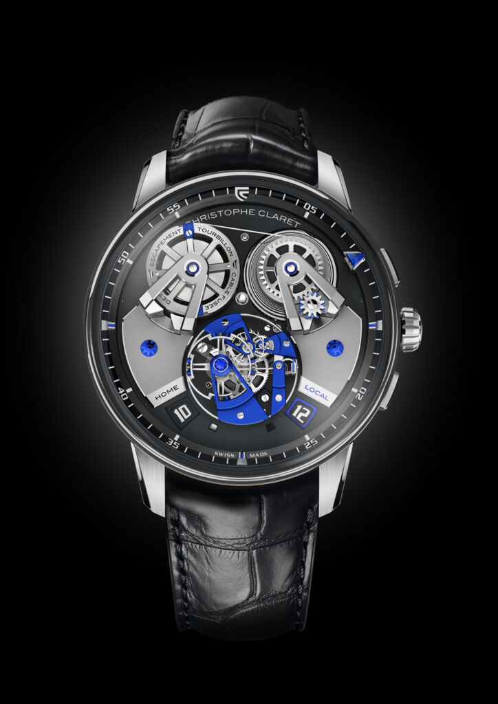 Christophe Claret Unveils A Horological First In The The Angelico Tourbillon 6