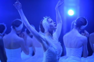 The Story of Swan Lake Shines at London's Coliseum 7