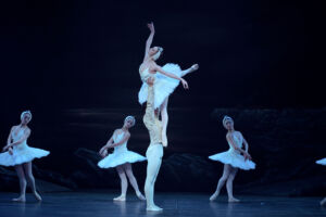 The Story of Swan Lake Shines at London's Coliseum 9