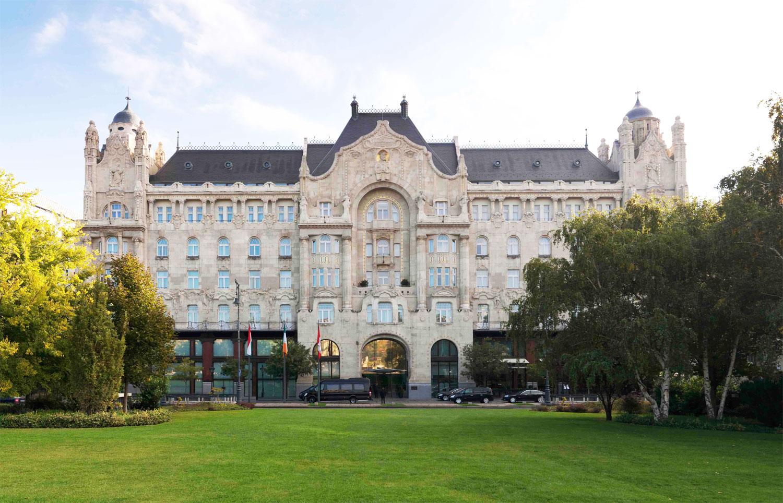 Bijou Budapest: The City's Trendiest Hotels 10