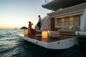 Azimut Grande 32 Metri Shines at the Boat International Design & Innovation Awards 11