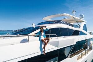 Azimut Grande 32 Metri Shines at the Boat International Design & Innovation Awards 13