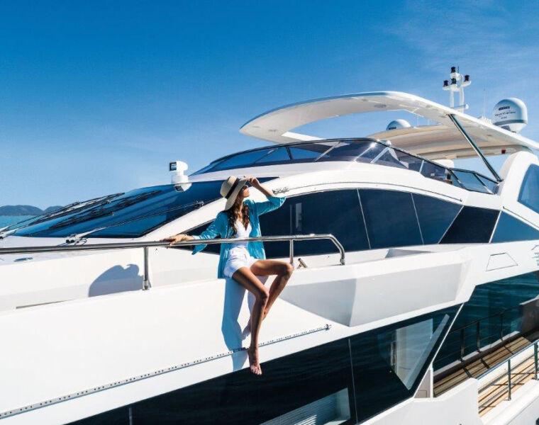 Azimut Grande 32 Metri Shines at the Boat International Design & Innovation Awards 33