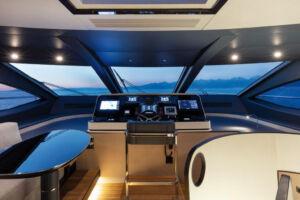 Azimut Grande 32 Metri Shines at the Boat International Design & Innovation Awards 10