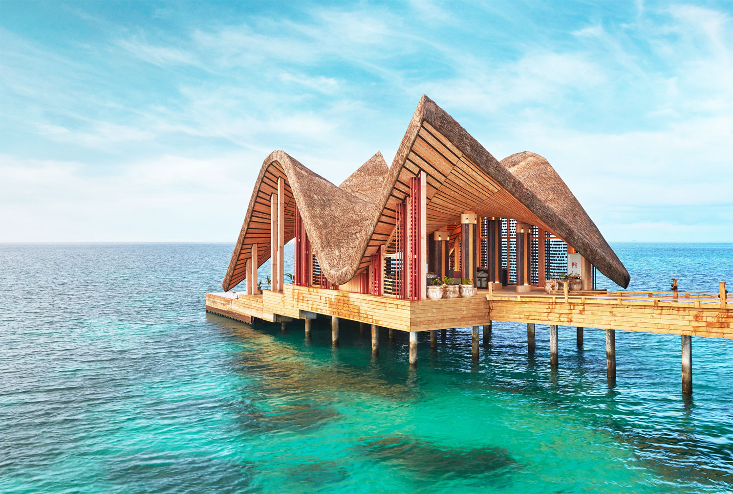 Ong Chin Huat Finds His Joie de Vivre At The New Joali Maldives 5