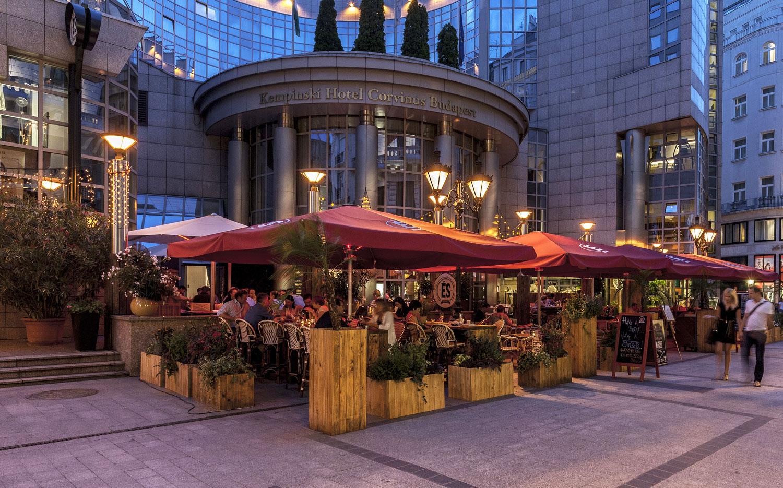 Bijou Budapest: The City's Trendiest Hotels 8