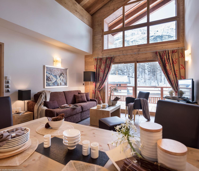 Les Fermes d'Eugenie - A New Ski-In Development In Sainte-Foy Tarentaise 3