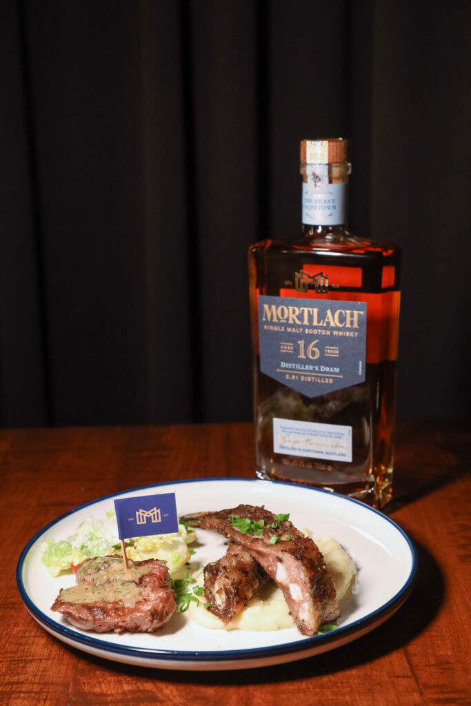 Mortlach Whisky And A Perfectly Structured Meal Is Just The Job 4