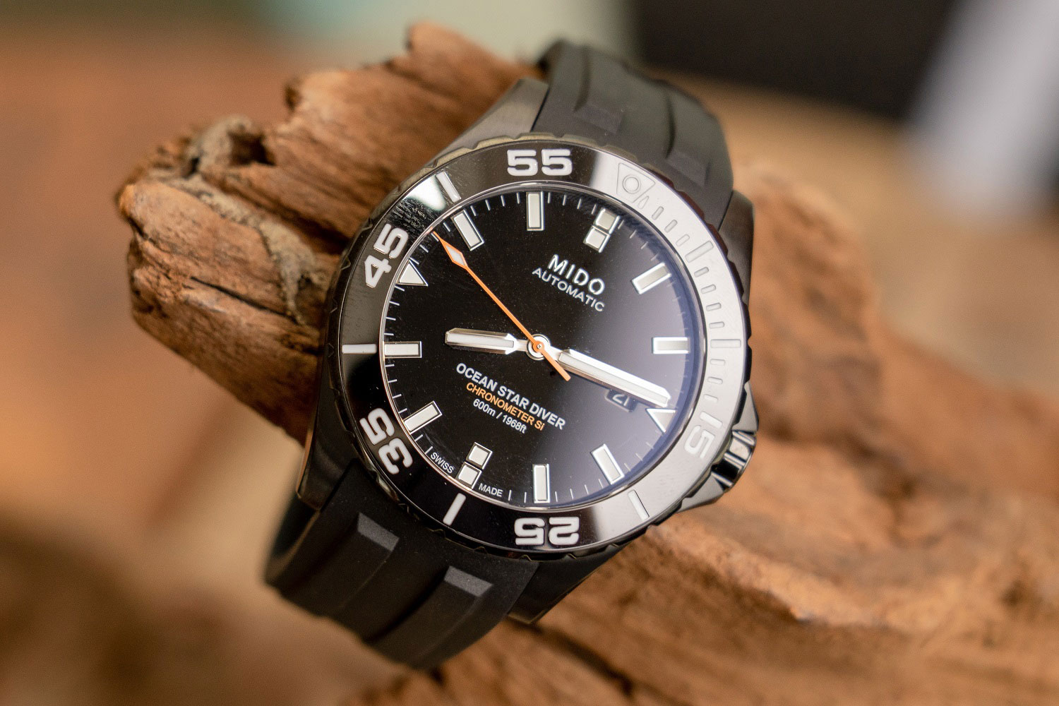 A First Look At Mido's Ocean Star Diver 600