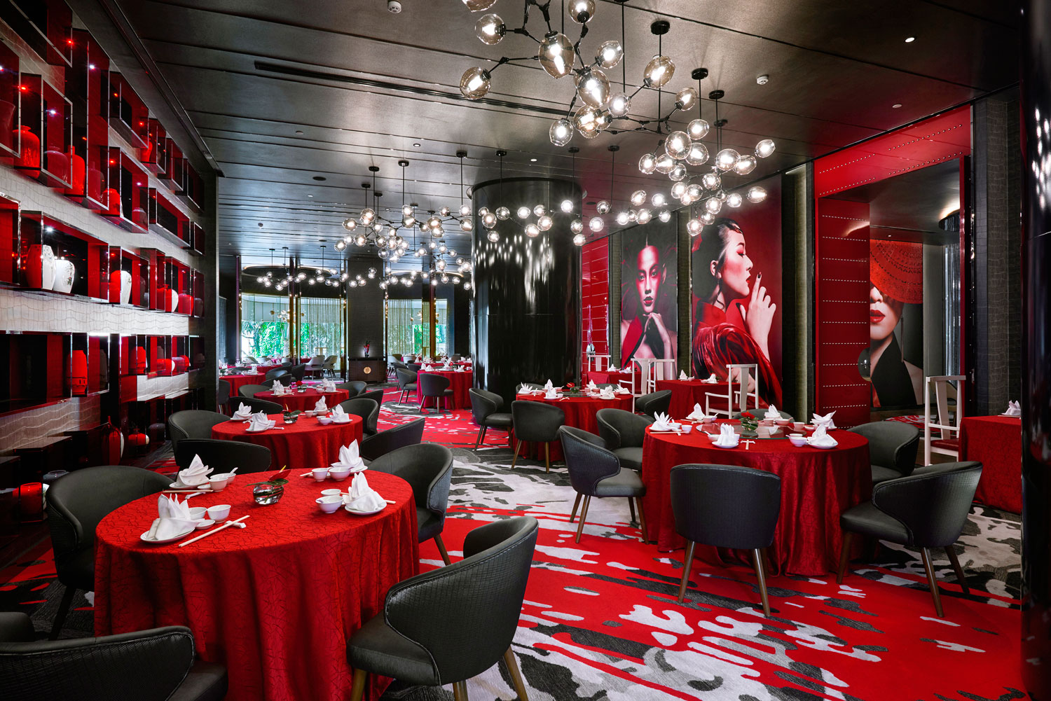 Chinese Cuisine in the Pullman KLCC for Chinese New Year