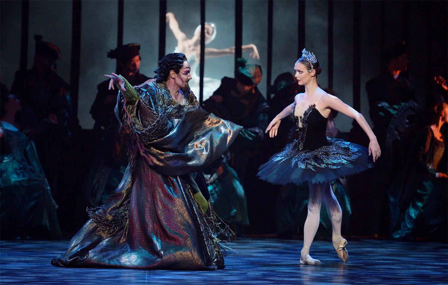 The Story of Swan Lake Shines at London's Coliseum 4