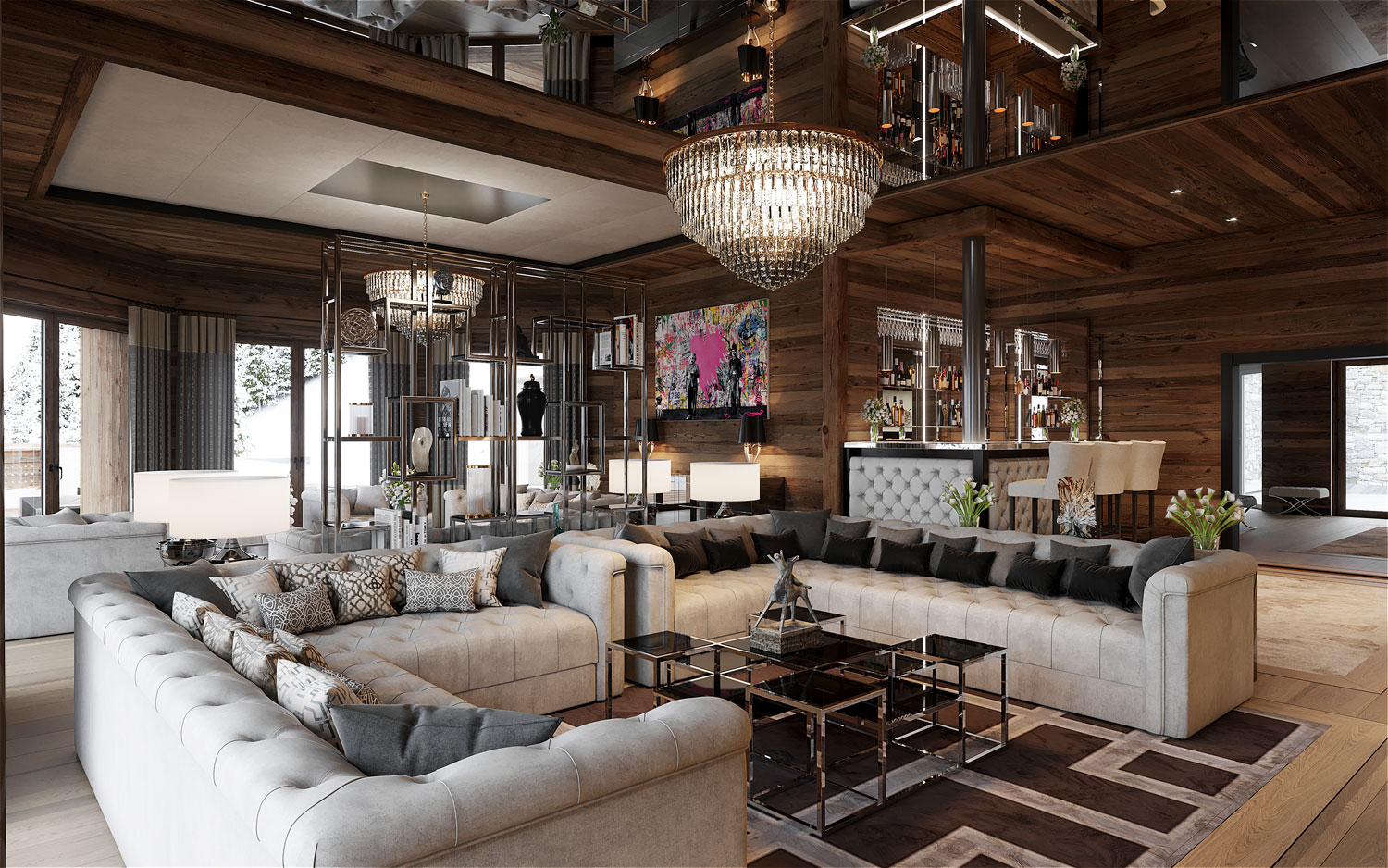 The Ultimate Experience Staying At The Ultima Gstaad Hotel 23