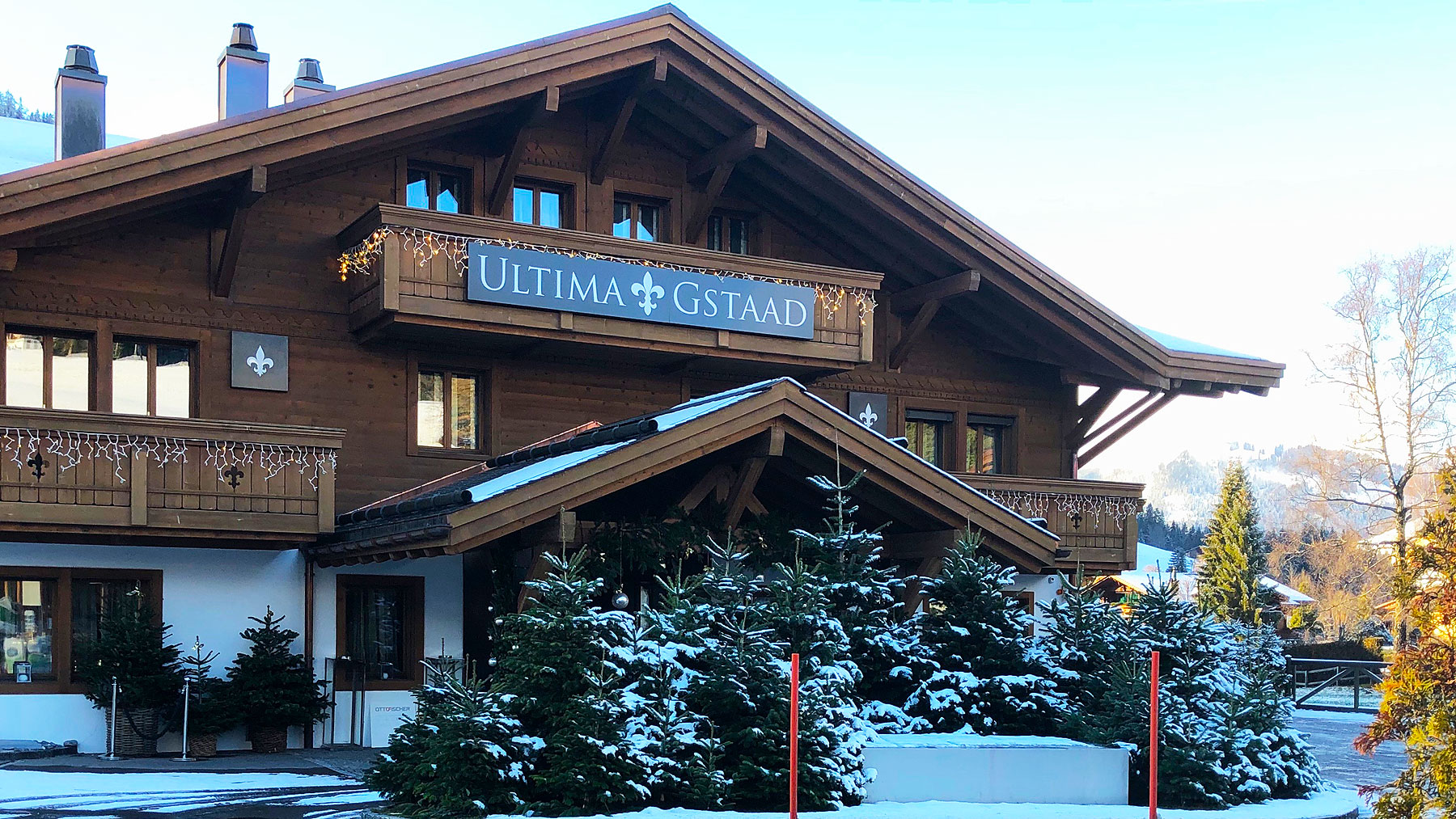 The Ultimate Experience Staying At The Ultima Gstaad Hotel