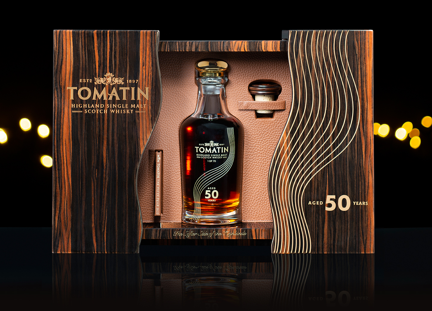 Tomatin Releases First 50 Year Old Whisky and It's £10,000 a Bottle 2