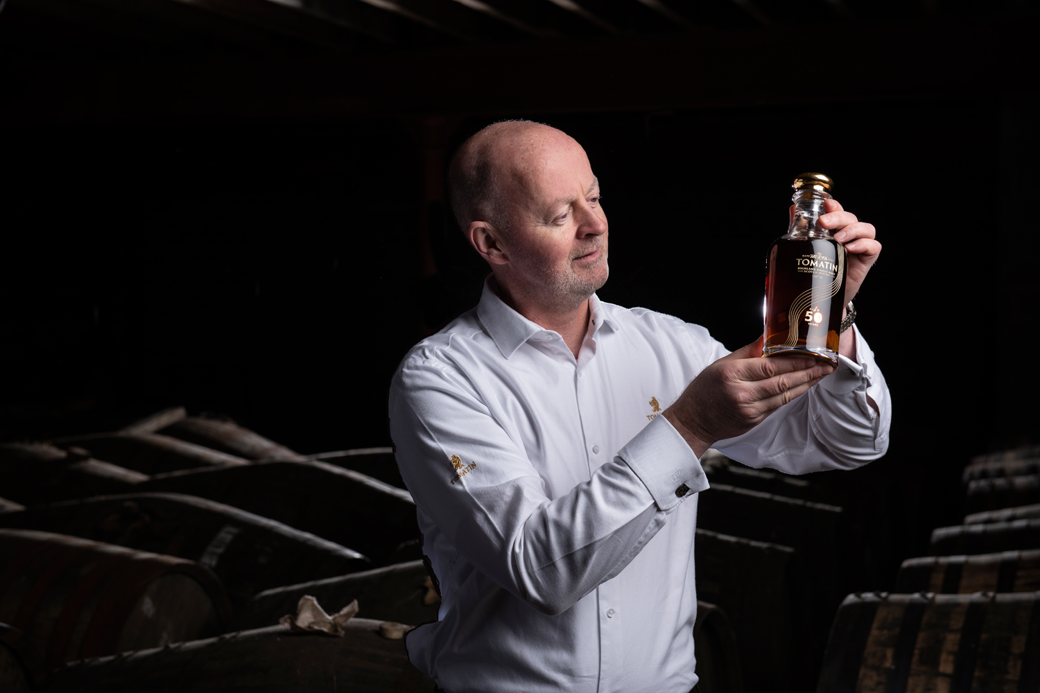 Tomatin Releases First 50 Year Old Whisky