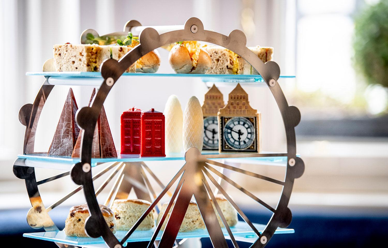 London Landmarks Afternoon Tea