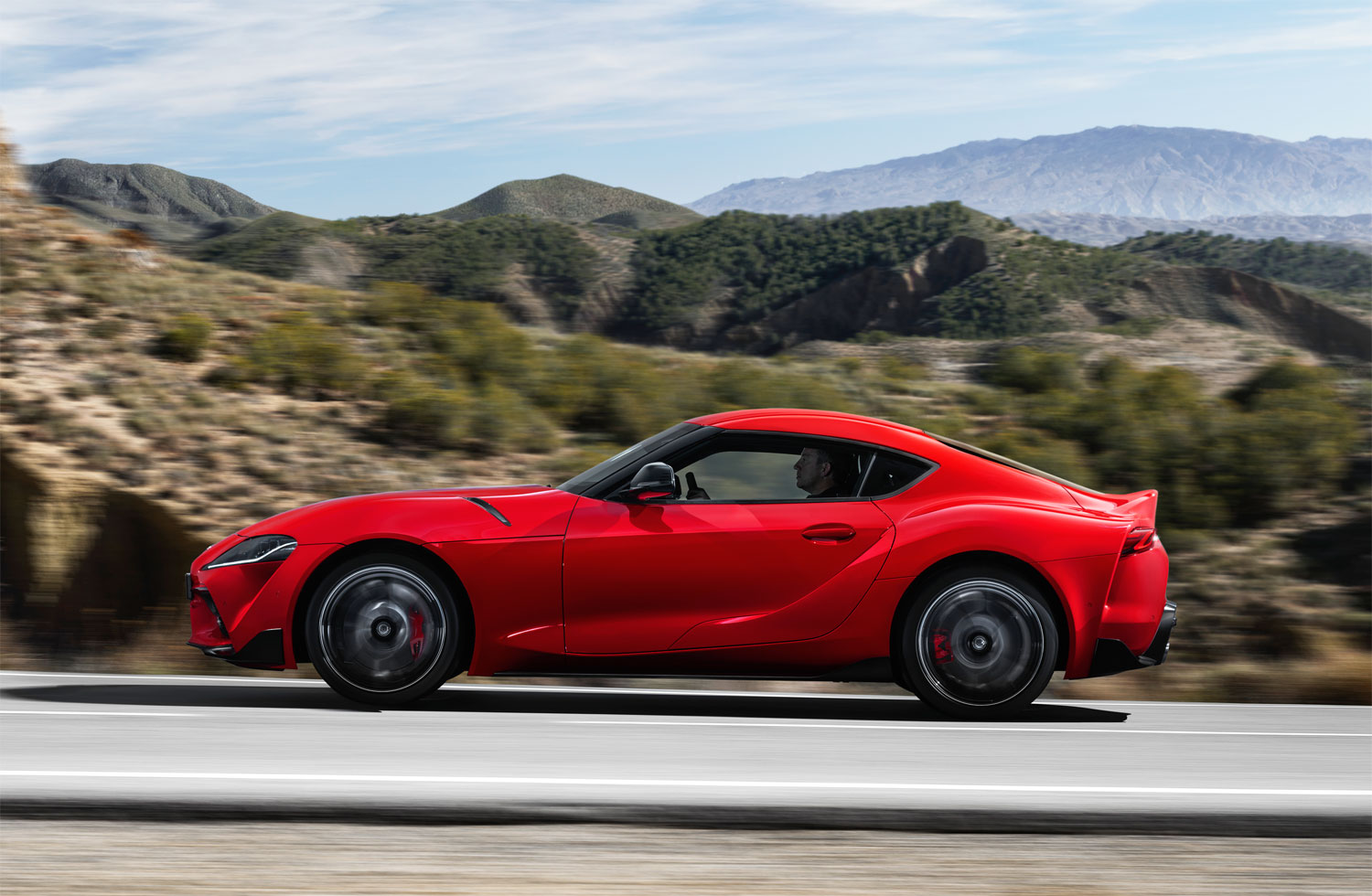 First Appearance of All-New Toyota GR Supra Takes Place at NAIAS 11