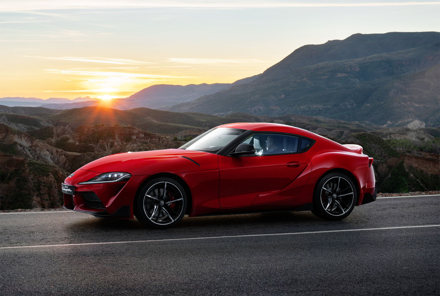 First Appearance of All-New Toyota GR Supra Takes Place at NAIAS 9