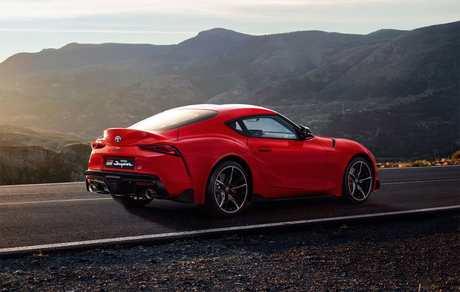 First Appearance of All-New Toyota GR Supra Takes Place at NAIAS 12