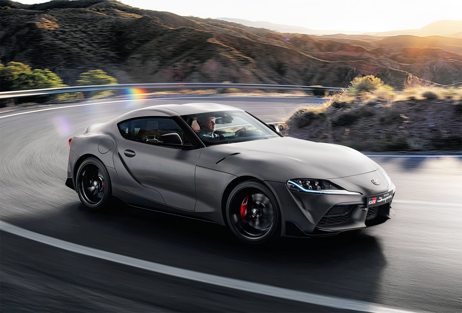 First Appearance of All-New Toyota GR Supra Takes Place at NAIAS