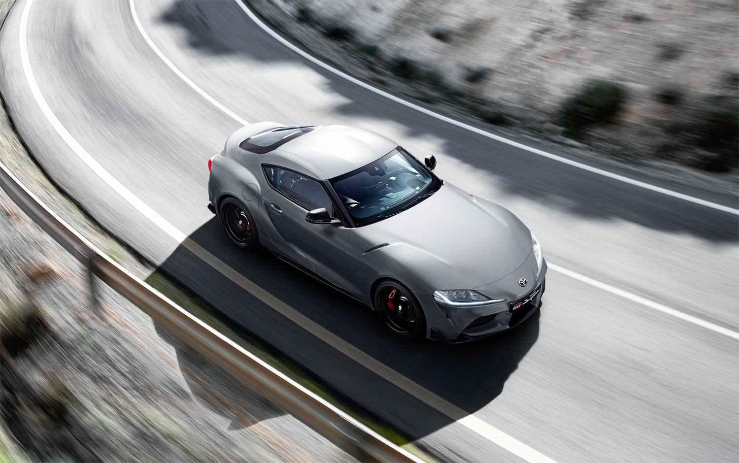 First Appearance of All-New Toyota GR Supra Takes Place at NAIAS 14