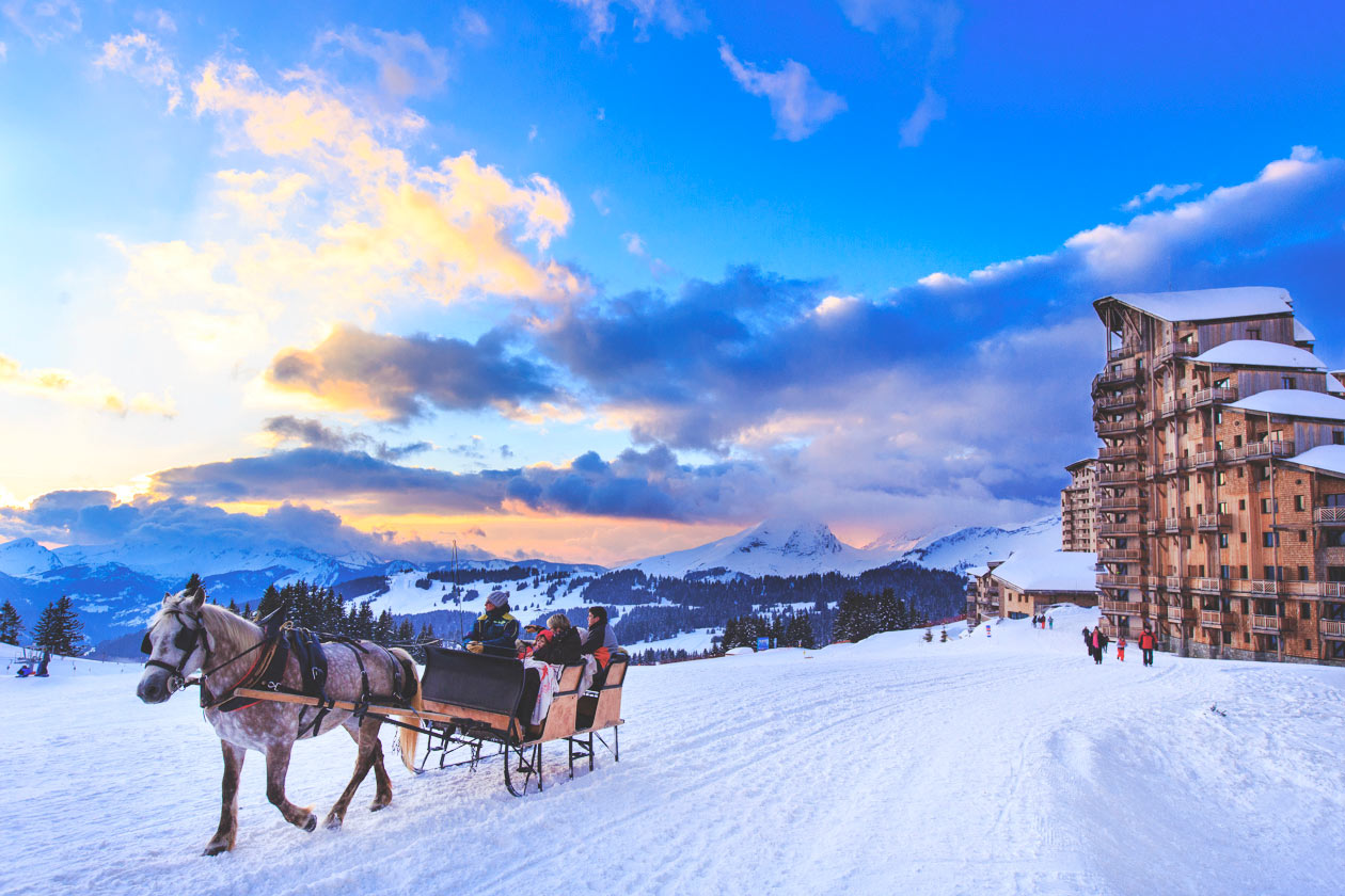 An Extraordinary Four-Day Ski Safari in France and Switzerland 8