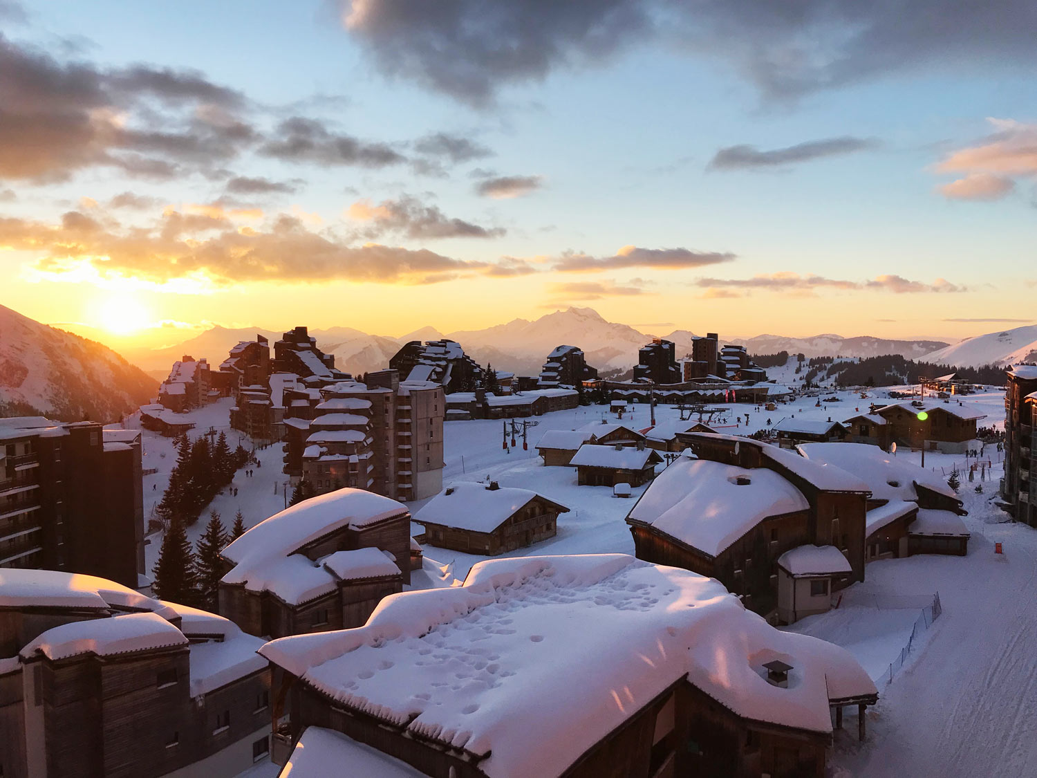 An Extraordinary Four-Day Ski Safari in France and Switzerland 7