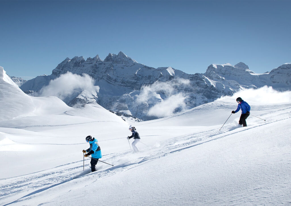An Extraordinary Four-Day Ski Safari in France and Switzerland 9