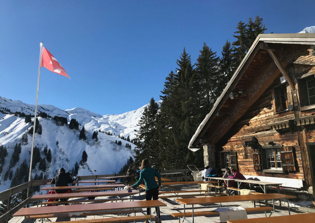 An Extraordinary Four-Day Ski Safari in France and Switzerland 10