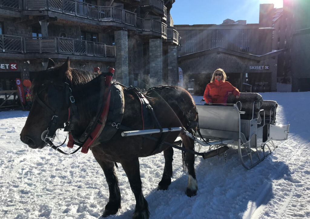 An Extraordinary Four-Day Ski Safari in France and Switzerland 14
