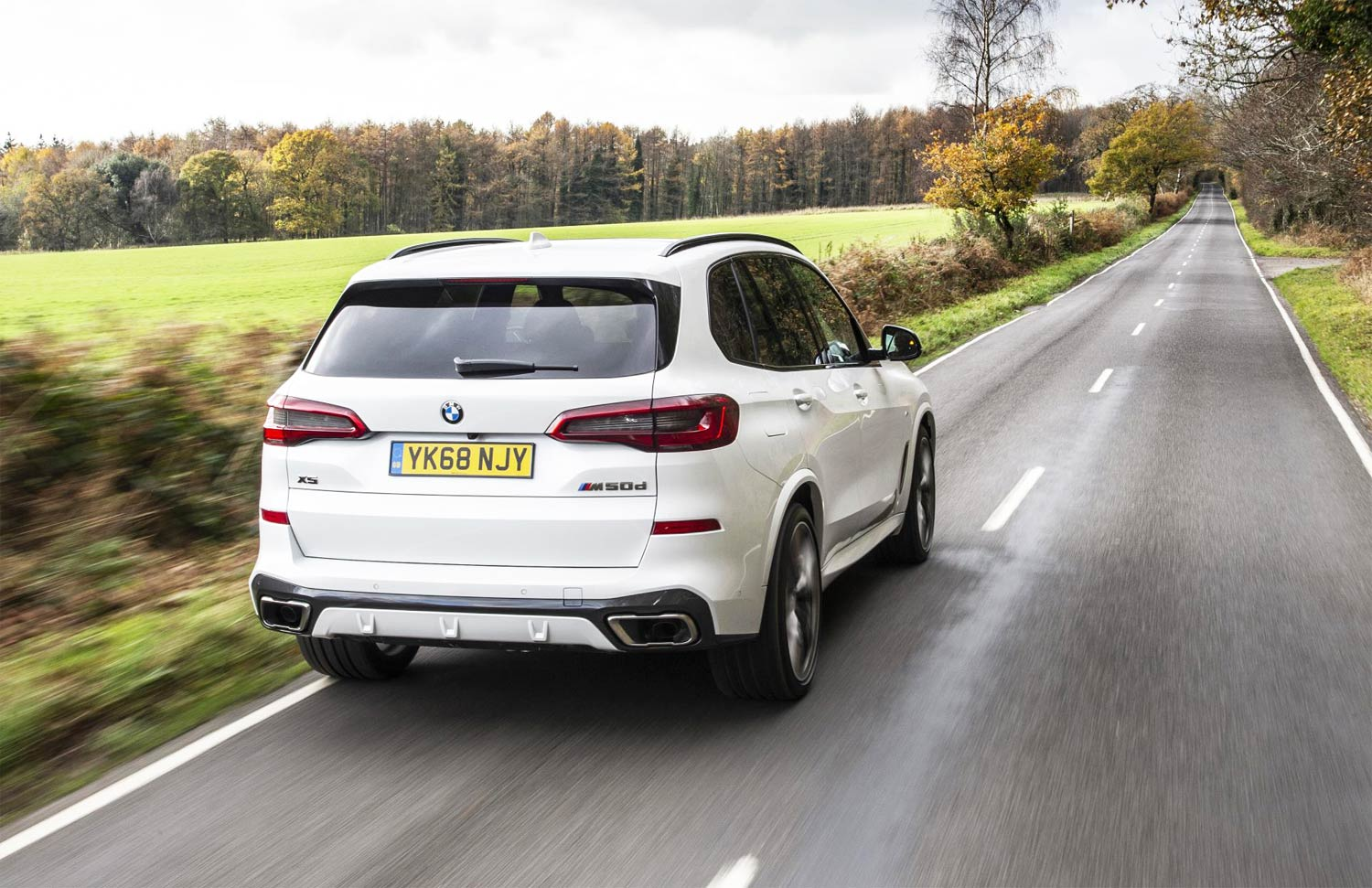 TRACKER 2018 league table of the Top 10 Most Stolen and Recovered Vehicles, reveals that the BMW X5 is back in the top spot