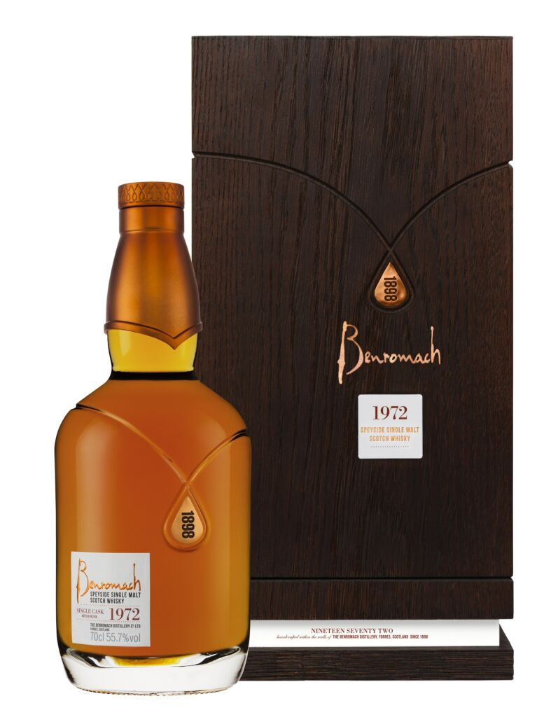 Benromach Introduces Heritage 1977 and Heritage 1972 Cask Vintages 3