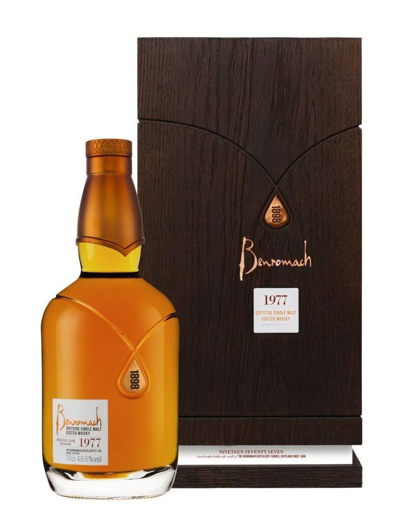 Benromach Introduces Heritage 1977 and Heritage 1972 Cask Vintages 4